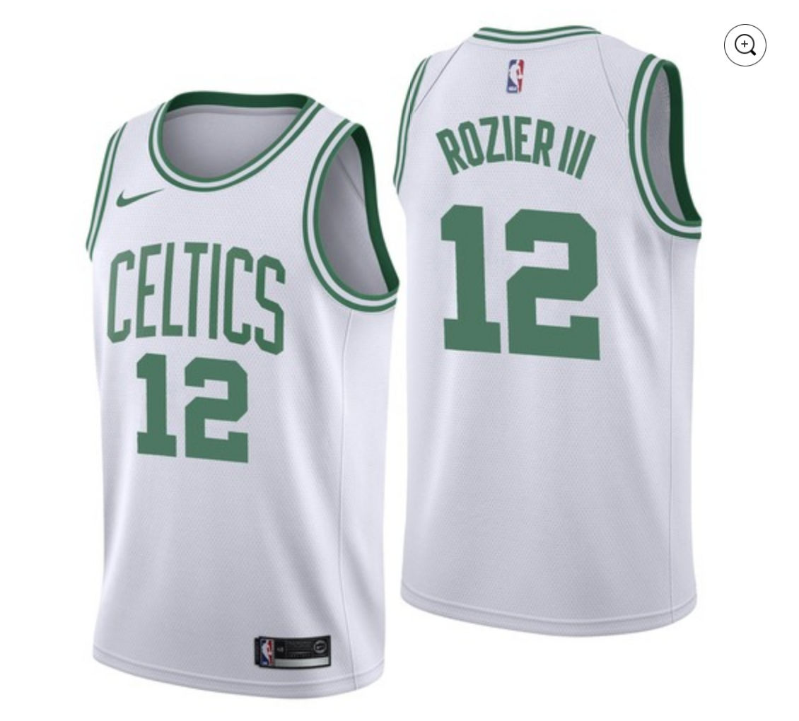 Boston Celtic [Association Edition] Jersey - Terry Rozier
