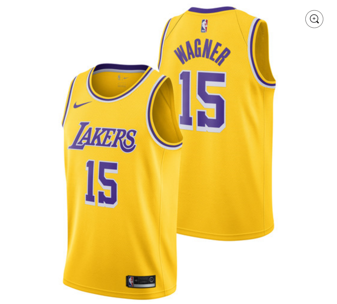 Los Angeles Lakers [Icon Edition] Jersey – Moritz Wagner – ThanoSport