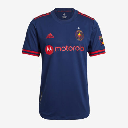 Chicago Fire Home Jersey 2021:22